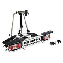 Nosič kol na tažné zařízení Alfa Plus 3 + 1