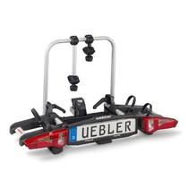Nosič kol na tažné zařízení UEBLER i21, 2 jízdní kola + transportní taška