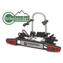 Nosič kol na tažné zařízení WESTFALIA Bikelander BC80 LED - 2 kola