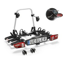Nosič kol na tažné zařízení UEBLER X31 S, 3 jízdní kola