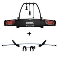 Nosič kol na tažné zařízení VeloSpace XT Thule 939 pro 3+1 jízdní kola