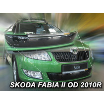 Zimní clona Škoda Fabia II. Facelift  r.v. 2010 - 2014 - spodní