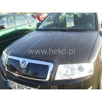 Zimní clona Škoda Superb I. r.v. 2002 - 2006