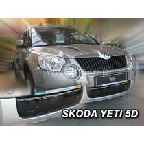 Zimní clona Škoda Yeti. r.v. 2009 - 2013 - spodní